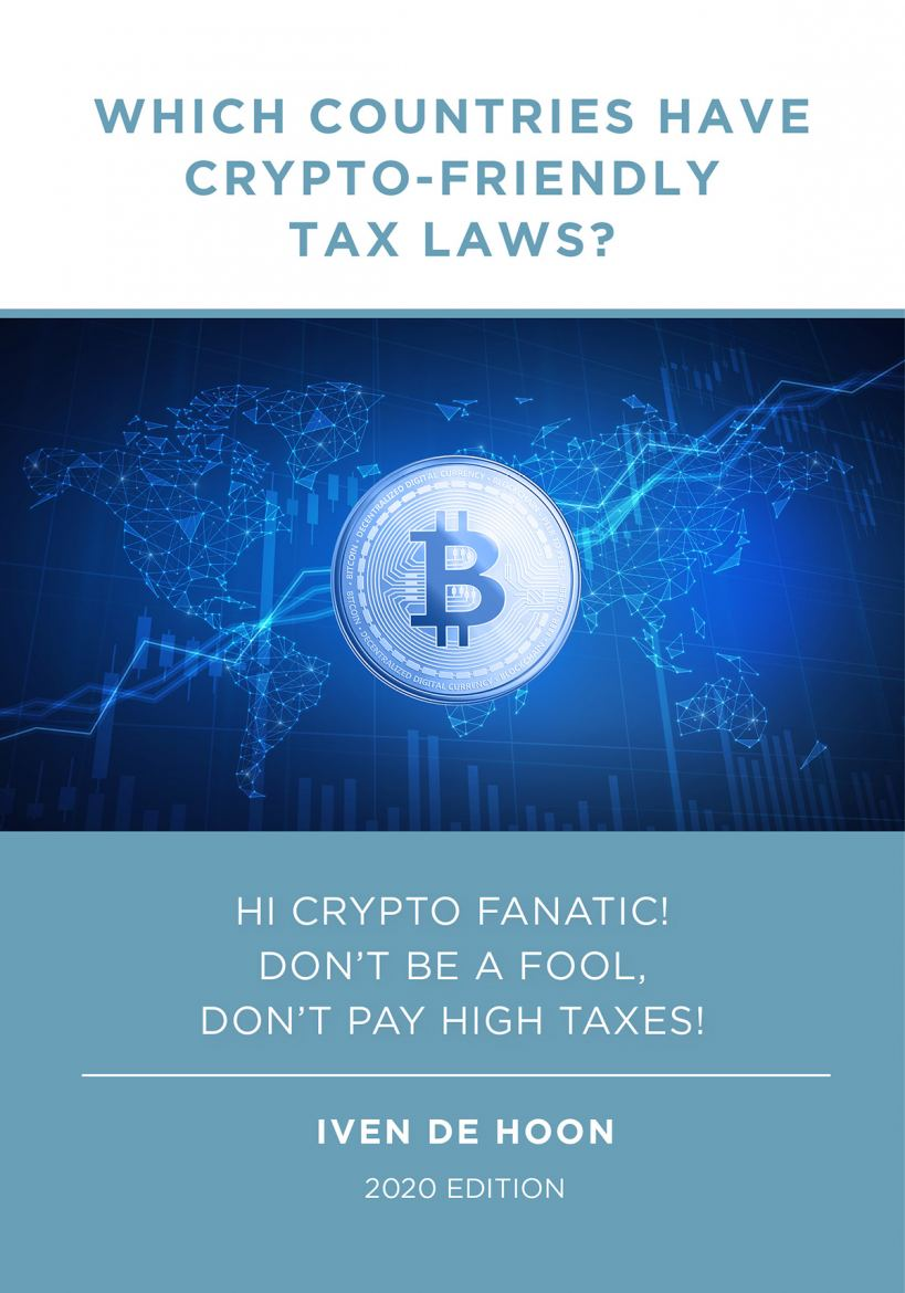 Which 8 countries have Crypto-friendly tax laws?