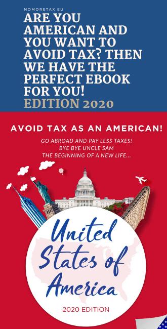 Avoid tax as an American