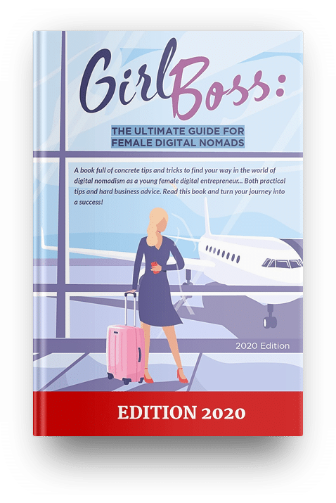 For female digital nomads