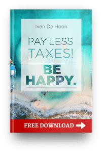 Pay less taxes, be happy