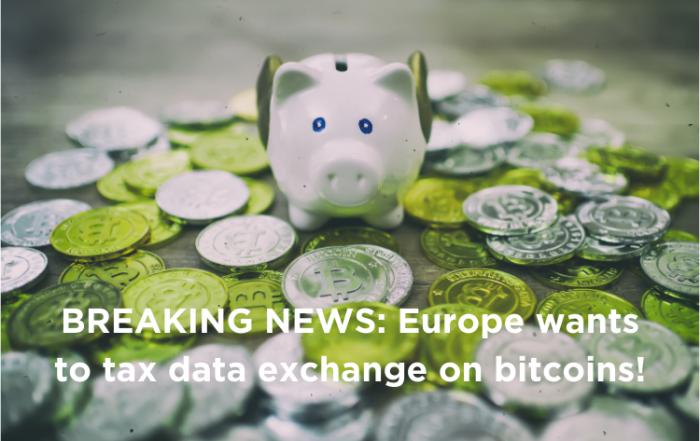 bitcoin taxed