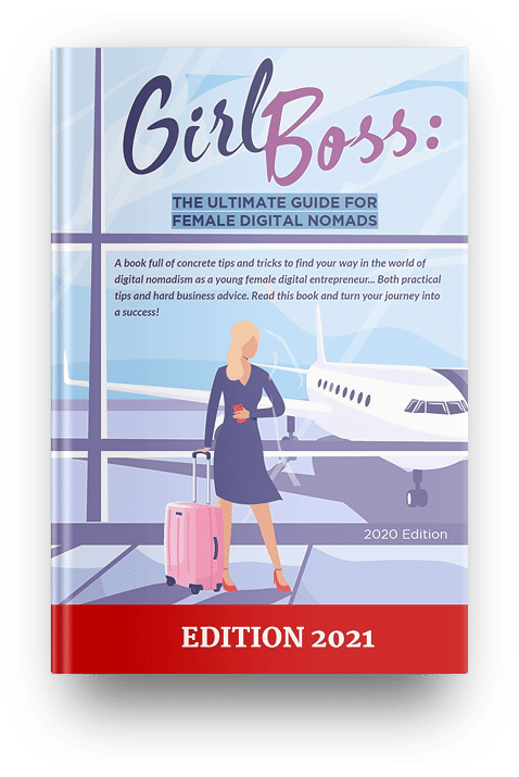 For female digital nomads