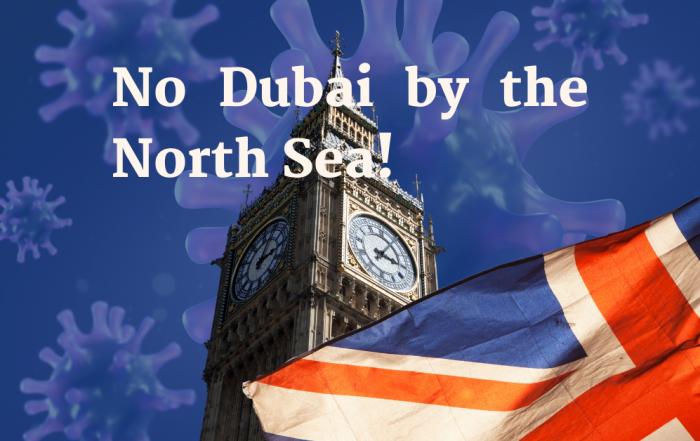 No Dubai by the North Sea!