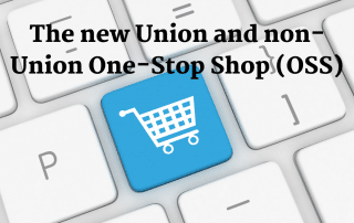 The new Union and non-Union One-Stop Shop (OSS)