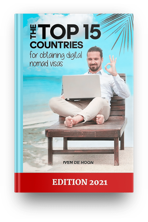 The top 15 countries for obtaining digital nomad visas